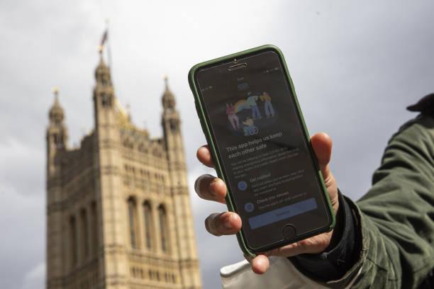GBR: U.K.'s NHS Test-and-Trace Coronavirus App