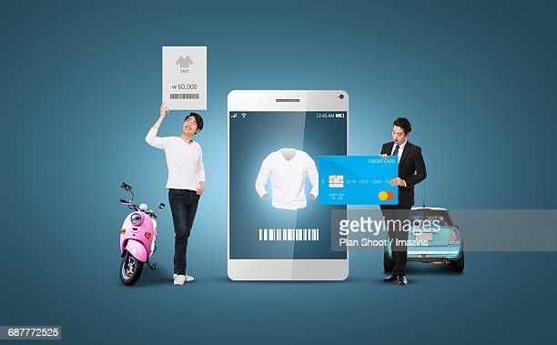 Smartphone payment service