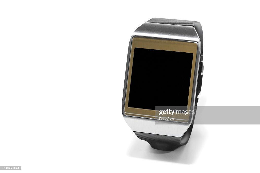 Smartwatch isolado : Foto de stock