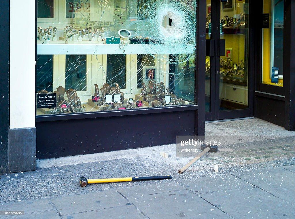 Smash und genießen Sie – London West End : Stock-Foto
