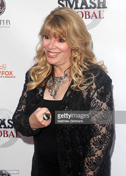 Smash Global EVP Jackie Kallen attends Smash Global II at Taglyan Complex on March 24 2016 in Los Angeles California