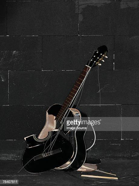 658 Broken Guitar Photos And Premium High Res Pictures Getty Images