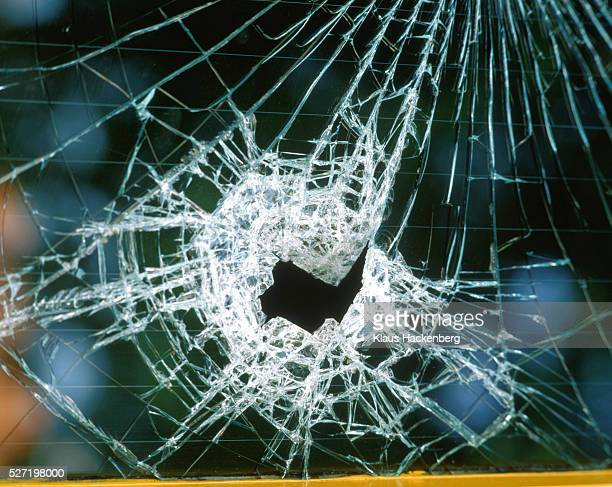 smashed window - riot stock pictures, royalty-free photos & images