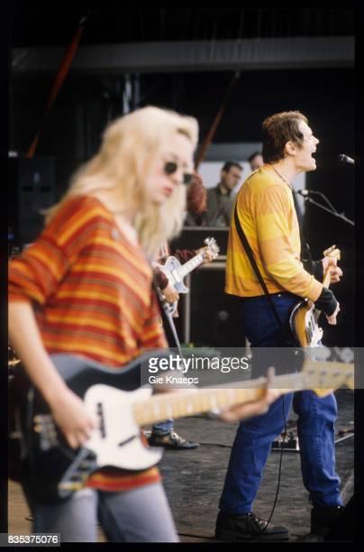 Smashing Pumpkins Billy Corgan D'arcy Wretzky Pukkelpop Festival Hasselt Belgium