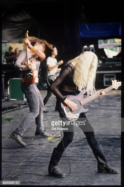 Smashing Pumpkins Billy Corgan James Iha D'arcy Wretzky Rock Werchter Festival Werchter Belgium
