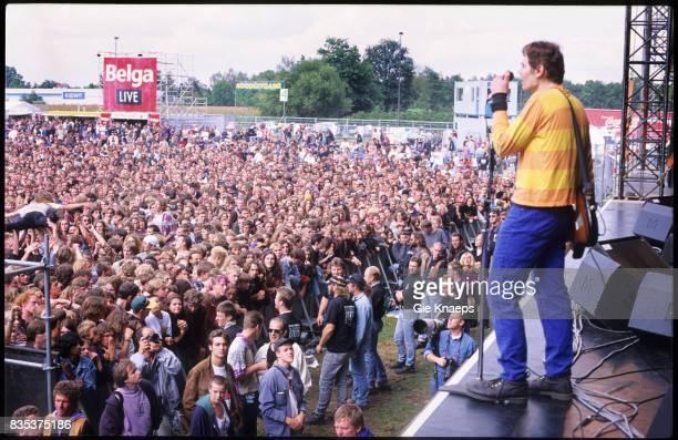 Smashing Pumpkins Billy Corgan Pukkelpop Festival Hasselt Belgium