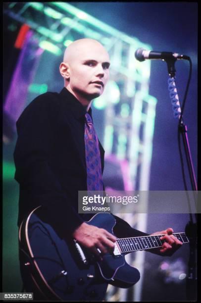 Smashing Pumpkins Billy Corgan Rock Werchter Festival Werchter Belgium