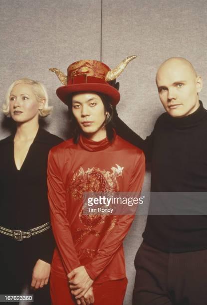 Smashing Pumpkins circa 1996