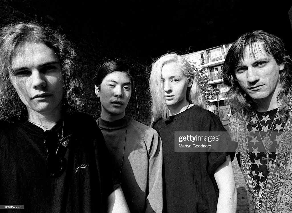Smashing Pumpkins London Notting Hill 1992 : News Photo
