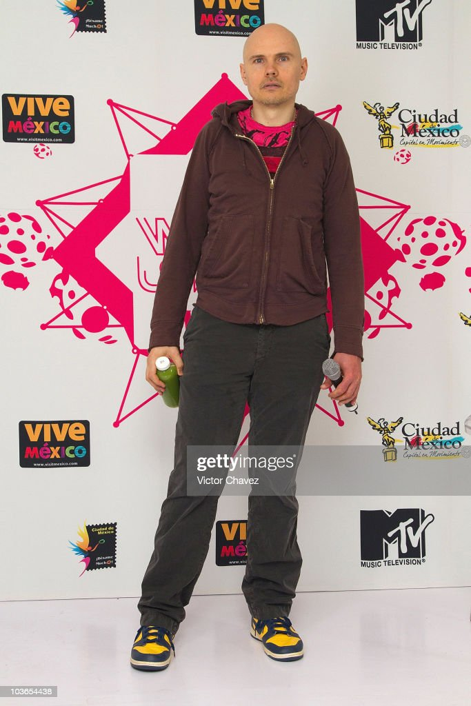 2010 MTV World Stages Mexico - Press Room