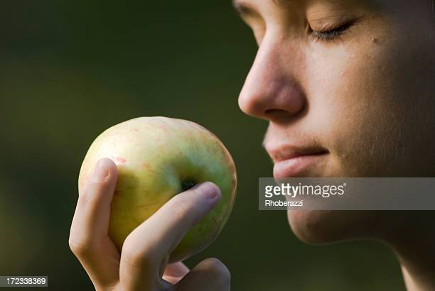 Une odeur de pomme
