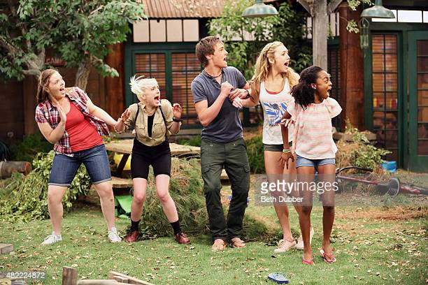 """Smells Like Camp Spirit"""" - Emma and Xander lose the camp spirit stick, which curses the campers with bad luck! Meanwhile, Jorge and Tiffany try to..."""