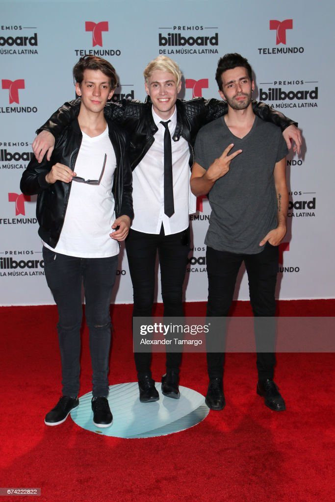 Smile attend the Billboard Latin Music Awards at Watsco Center on April 27, 2017 in Coral Gables, Florida.