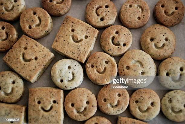 Smile cookies