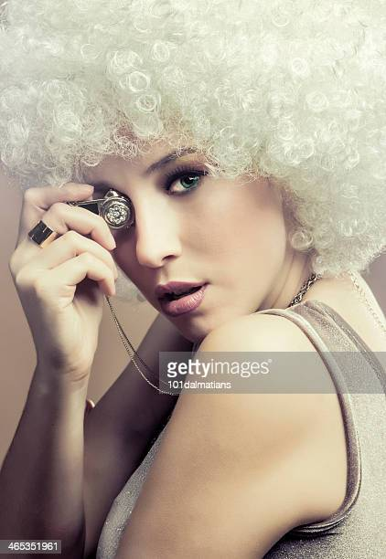 smile! i am taking photo of you! - dolly golden stock pictures, royalty-free photos & images