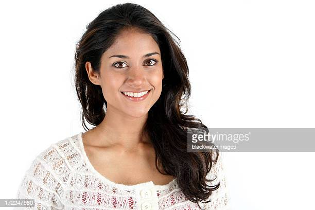 smile - beautiful east indian women stock pictures, royalty-free photos & images