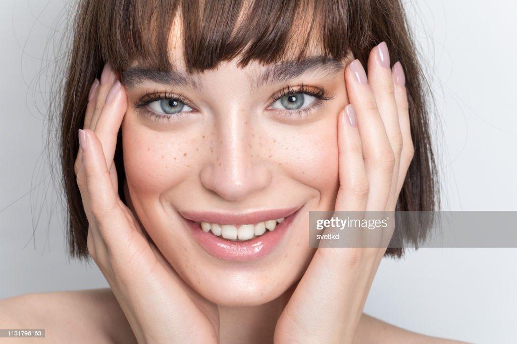 Smile sunshine : Stock Photo