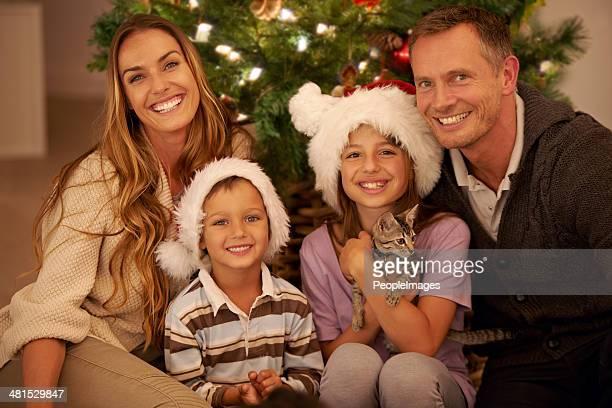 Sorrisos de Natal Alegria