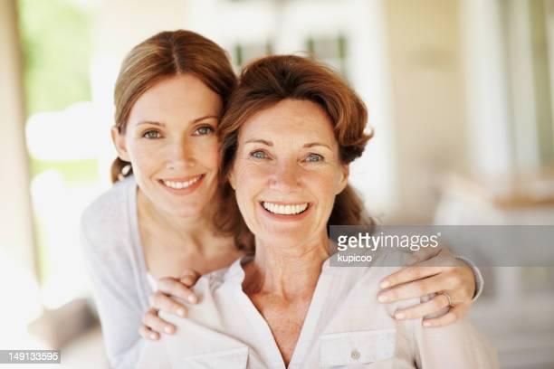 Sorrisos que abrangem as gerações