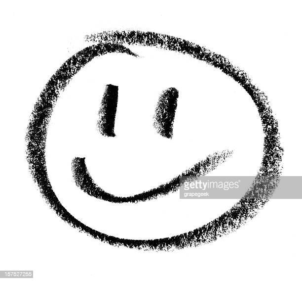 smiley face drawing - symbol stock pictures, royalty-free photos & images