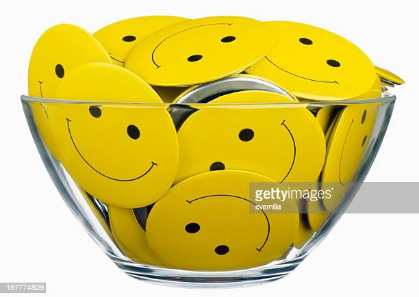 smiley face icons - smiley face stock pictures, royalty-free photos & images