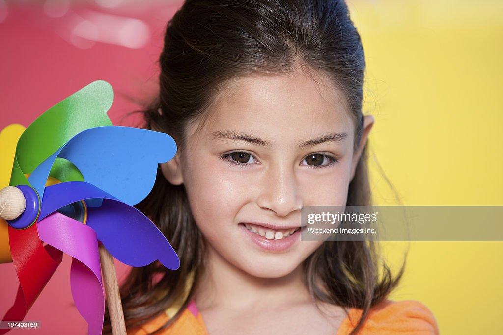 Smilig girl : Stock Photo