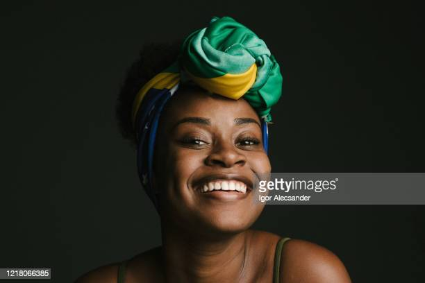 smiling and relaxed woman - brazil stock pictures, royalty-free photos & images