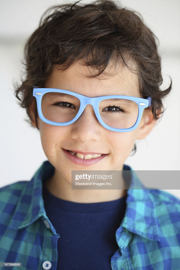 Smiling boy : Stock Photo
