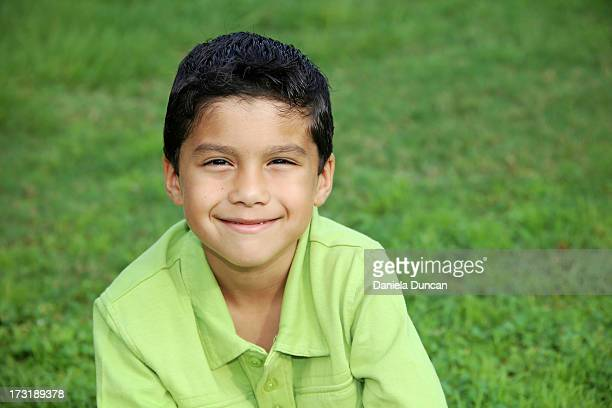 smiling boy - seven stock pictures, royalty-free photos & images