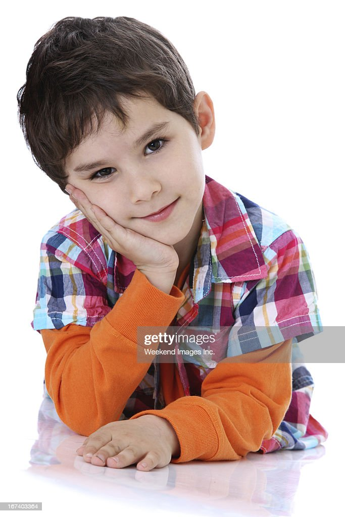 Smiling child : Stock Photo