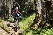 http://www.istockphoto.com/photo/smiling-female-mountainbiker-in-carinthian-forests-austria-gm840241218-136904849