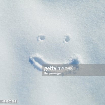 Smiling for snow day!