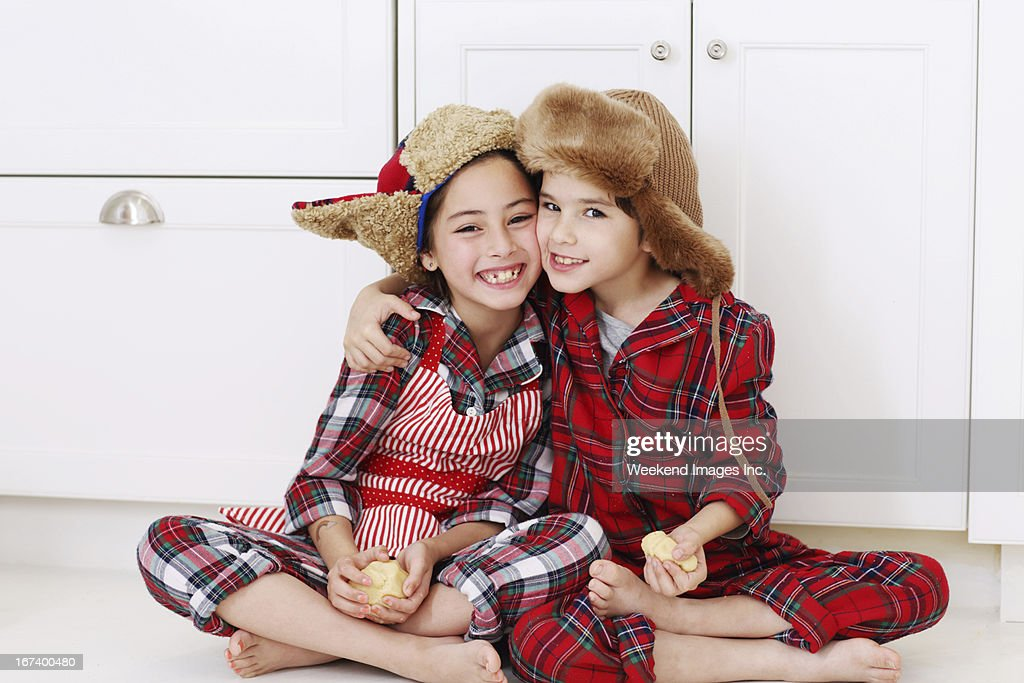 Smiling friends : Stock Photo