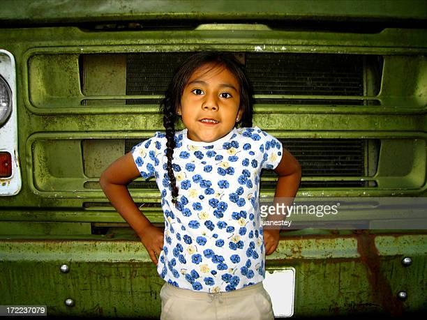 Hispanische Kind