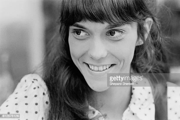 Smiling Karen Carpenter