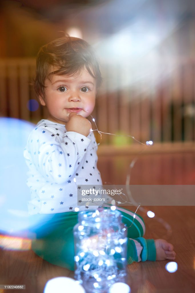 Little Girl In The Park Stock Photo - Download Image Now