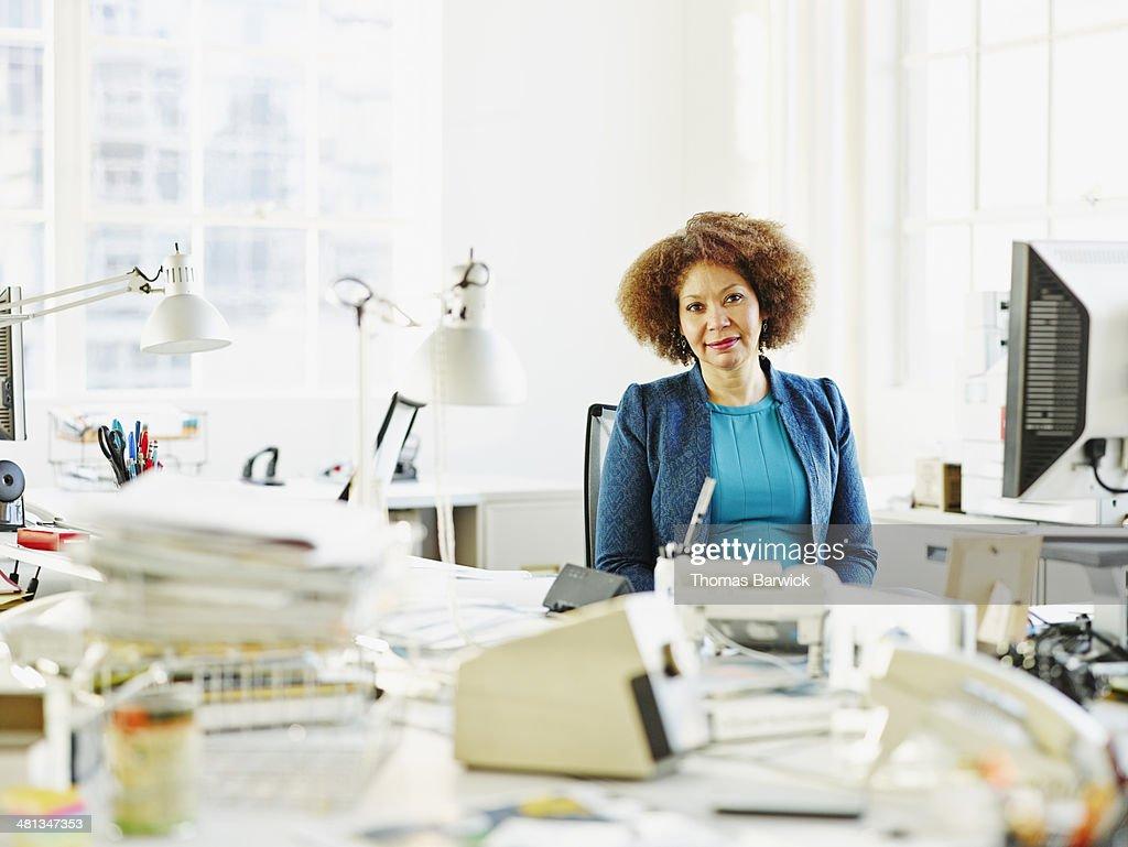Mature office girls