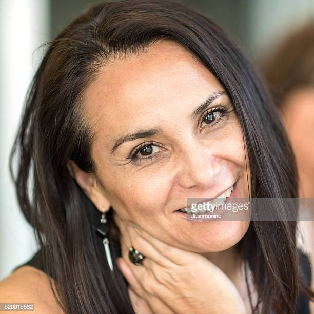 Beautiful Spanish Mature Woman Stock Photos And Pictures -1368