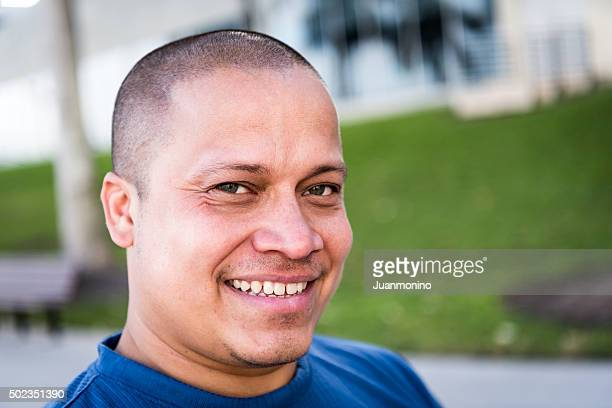 smiling mid adult man - honduras stock pictures, royalty-free photos & images