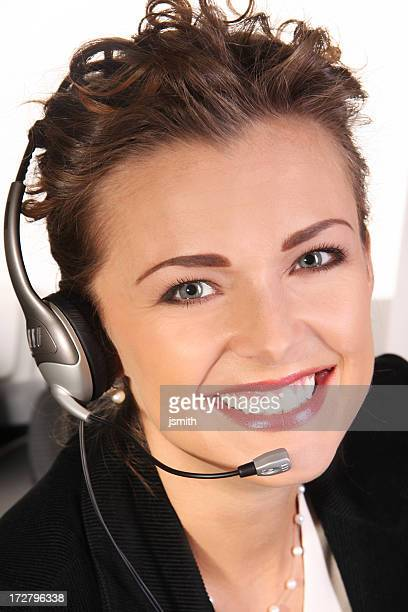 Smiling Operator 3