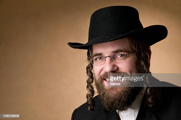 smiling rabbi