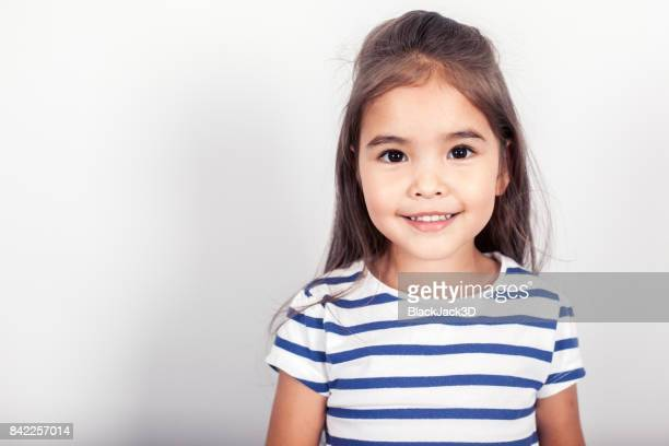 Smiling Small Girl