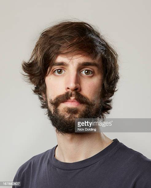 smiling tight portrait 0006 - beard stock pictures, royalty-free photos & images
