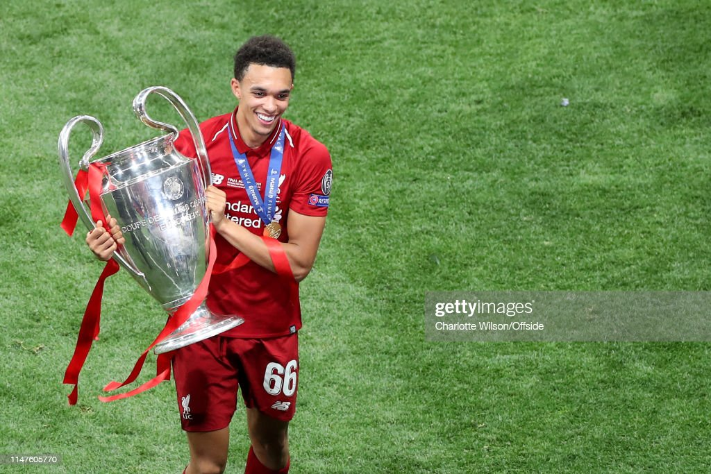 Tottenham Hotspur v Liverpool - UEFA Champions League Final : News Photo