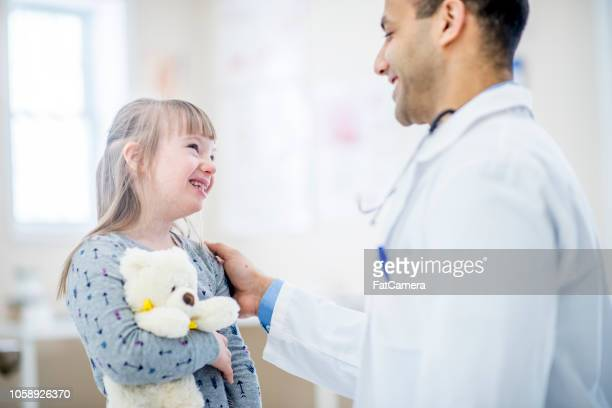 Smiling With Doctor