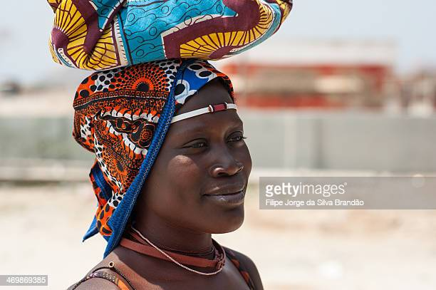 smiling woman portrait - angola stock pictures, royalty-free photos & images