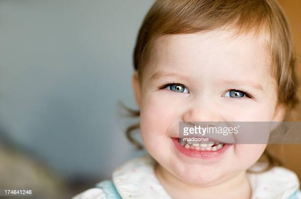 Süßes Lächeln
