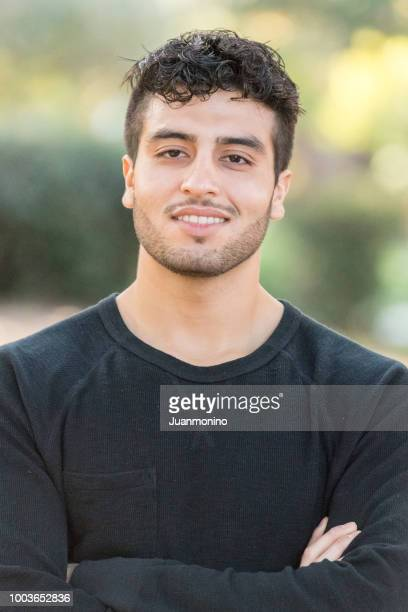 smiling young man - israeli ethnicity stock pictures, royalty-free photos & images