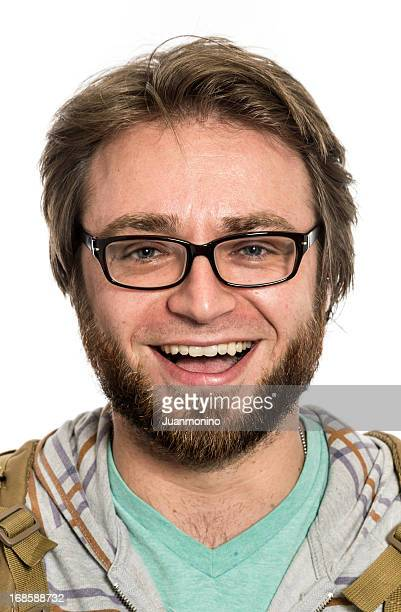 Smiling Young Man (real people)