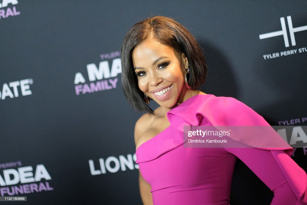 """Tyler Perry's """"A Madea Family Funeral"""" New York Screening : News Photo"""